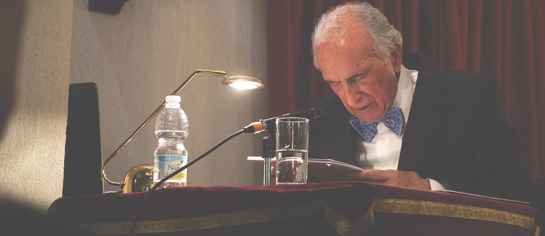 José Sánchez Herrero, nuevo Académico Correspondiente
