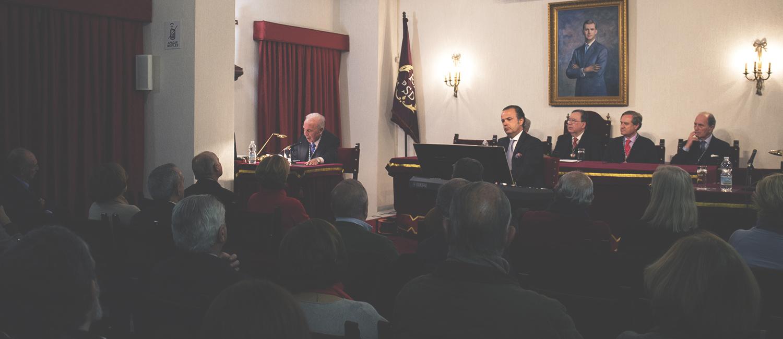 Homenaje a Federico García Lorca en la primera sesión del año