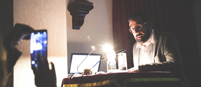 José Ramón García y su visión de «El tiempo en la fotografía»