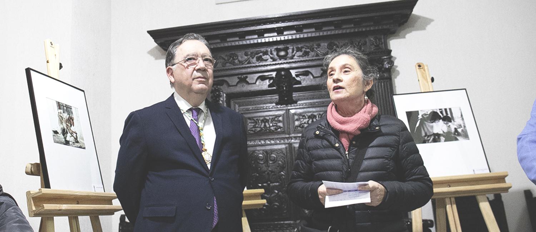 Inaugurada la exposición de los socios fundadores de la Agrupación Fotográfica Jerezana San Dionisio