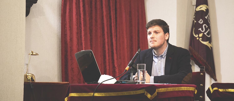 Bruno Escobar y su investigación sobre el Corpus en Jerez devuelven la actividad académica