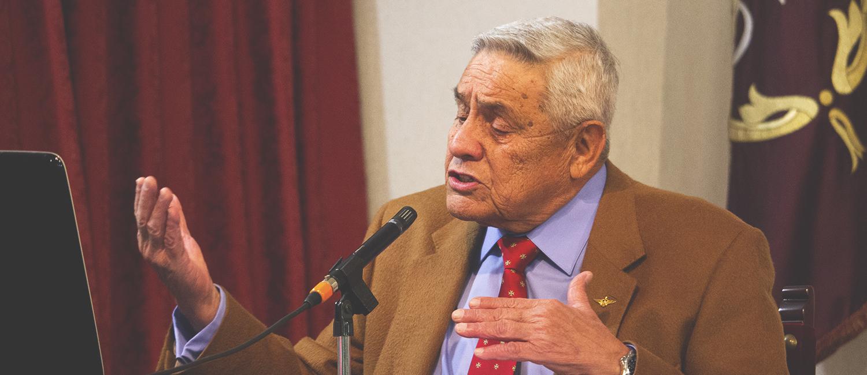 Luis Alberto Montes profundiza en las causas y precauciones ante los maremotos