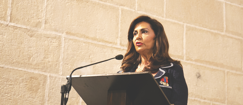 Ana María Orellana Cano, nueva académica de número