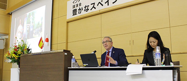 La cultura del vino jerezano se pasea por Japón