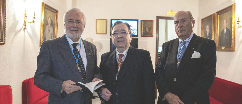 Enrique Montiel presenta «La Carta del Cielo»